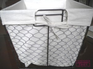 the front side of the original basket
